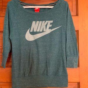 Nike light weight sweatshirt